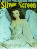 Maureen O'Hara - Silver Screen Magazine Cover 1940's Masterprint
