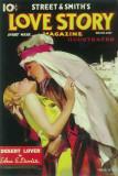 Love Story Magazine - Pulp Poster, 1937 Masterprint