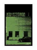 Vice City - Los Angeles Premium Giclee Print by Pascal Normand