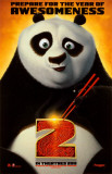 Kung Fu Panda 2 Masterprint