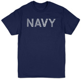 Lyrics To Anchors Aweigh T-shirts