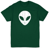 I Come in Peace Alien T-shirts