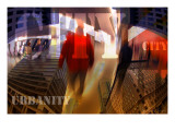 Urbanity IV Prints by Jean-François Dupuis