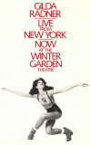 Gilda Radner - Live From New York - Broadway Poster , 1979 Masterprint