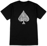 Order of Winning Poker Hands T-Shirt