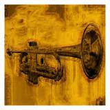 Music II Premium Giclee Print by Jean-François Dupuis
