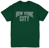 NYC Neighborhoods Shirt