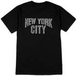 NYC Neighborhoods Shirts