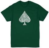 Order of Winning Poker Hands T-Shirt