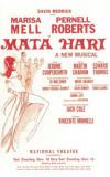 Mata Hari - Broadway Poster , 1967 Masterprint