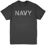 Lyrics To Anchors Aweigh T-shirts