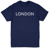 London Neighborhoods Skjorter