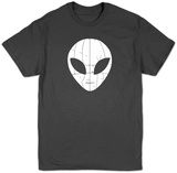 I Come in Peace Alien T-Shirt