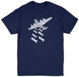 Drop Beats Not Bombs T-shirts