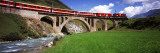 Railroad Bridge, Andermatt, Switzerland Wall Decal by  Panoramic Images
