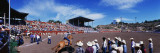 Calf Roping Event at Ellensburg Rodeo, Washington State, USA Wall Decal by  Panoramic Images