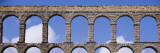 Roman Aqueduct, Segovia, Spain Wallstickers af Panoramic Images,