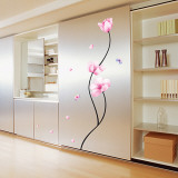 Perfect Flower Stem Autocollant mural
