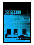 MTL Vice City - Blue Premium Giclee Print by Pascal Normand