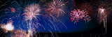 Fireworks, Japan Wall Decal by  Panoramic Images