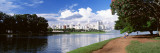 Birapuera Park, Sao Paulo, Brazil Wall Decal by  Panoramic Images