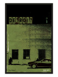 Vice City-Detroit Premium Giclee Print by Pascal Normand