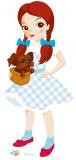 Dorothy - Kids Wizard of Oz Cardboard Cutouts