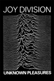 Joy Division - Unknown Pleasures Posters