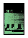 Vice City - Miami Premium Giclee Print by Pascal Normand