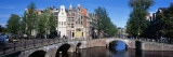 Row Houses, Amsterdam, Netherlands Wallstickers af Panoramic Images,