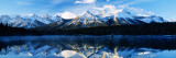 Herbert Lake, Banff National Park, Alberta, Canada Wall Decal by  Panoramic Images