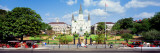 Jackson Square, New Orleans, Louisiana, USA Wall Decal by  Panoramic Images