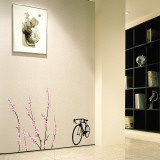 Perfect Sakura Blossoms Wall Decal
