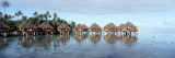 Lagoon Resort, Island, Water, Beach, Bora Bora, French Polynesia Wall Decal by  Panoramic Images