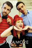 Paramore - Trio Plakát