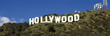 Hollywood Sign at Hollywood Hills, Los Angeles, California, USA Wallstickers af Panoramic Images,