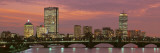 Back Bay, Boston, Massachusetts, USA Wall Decal by  Panoramic Images