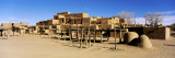 Indian Pueblo, Taos, New Mexico, USA Wall Decal by  Panoramic Images