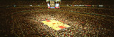 Chicago Bulls, United Center, Chicago, Illinois, USA Decalcomania da muro di Panoramic Images,