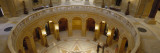 Interior of the State Capitol, Saint Paul, Minnesota, USA Wallstickers af Panoramic Images,