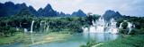 Detian Waterfall, Guangxi Province, China Wall Decal by  Panoramic Images