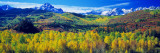 San Juan Mountains, Colorado, USA Autocollant mural par Panoramic Images