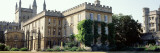 Oxford University, New College, England, United Kingdom Wall Decal by  Panoramic Images