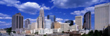 Charlotte, North Carolina, USA Wall Decal by  Panoramic Images