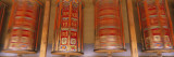 Prayer Wheels, Gansu Province, China Wall Decal by Panoramic Images