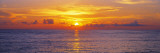 Sunset, Indian Rocks Beach, Florida, USA Wall Decal by  Panoramic Images
