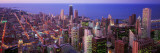 Chicago, Illinois, USA Wall Decal by  Panoramic Images