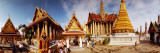 Grand Palace, Bangkok, Thailand Wall Decal by Panoramic Images