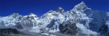 Himalaya Mountains, Nepal Wall Decal by  Panoramic Images