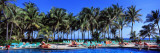 Resort Pool, Acapulco, Mexico Wall Decal by  Panoramic Images